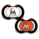 Miami Marlins Pacifier 2 Pack