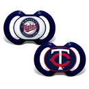 Minnesota Twins Pacifier 2 Pack