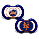 New York Mets Pacifier 2 Pack