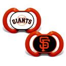 San Francisco Giants Pacifier 2 Pack