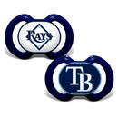 Tampa Bay Rays Pacifier 2 Pack