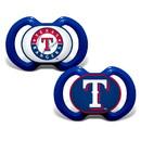 Texas Rangers Pacifier 2 Pack