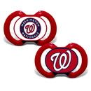 Washington Nationals Pacifier 2 Pack