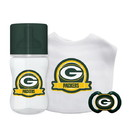 Green Bay Packers Baby Gift Set 3 Piece