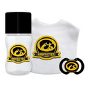 Iowa Hawkeyes Baby Gift Set 3 Piece