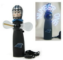 Carolina Panthers Light Up Personal Handheld Fan