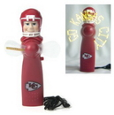 Kansas City Chiefs Light Up Personal Handheld Fan