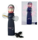 New England Patriots Light Up Personal Handheld Fan