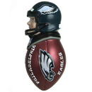 Philadelphia Eagles Team Tackler Magnet