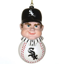 Chicago White Sox Slugger Ornament