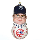 New York Yankees Slugger Ornament