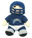 San Diego Chargers Plush Mascot Beanie