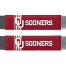 Oklahoma Sooners Seat Belt Pads Rally Design