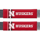 Nebraska Cornhuskers Seat Belt Pads Rally Design