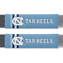 North Carolina Tar Heels Seat Belt Pads Rally Design