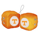 Tennessee Volunteers Fuzzy Dice