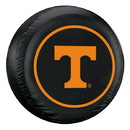 Tennessee Volunteers Tire Cover Large Size Black Special Order