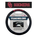 Oklahoma Sooners Steering Wheel Cover Mesh Style Alternate