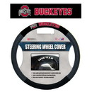 Ohio State Buckeyes Steering Wheel Cover - Mesh - New Logo