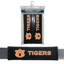 Auburn Tigers Seat Belt Pads Velour