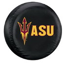 Arizona State Sun Devils Tire Cover Large Size Black Special Order