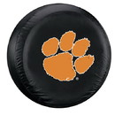 Clemson Tigers Tire Cover Large Size Black Special Order