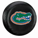 Florida Gators Black Tire Cover - Size Large
