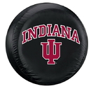 Indiana Hoosiers Tire Cover Large Size Black Special Order