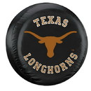 Texas Longhorns Tire Cover Large Size Black Special Order