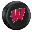Wisconsin Badgers Tire Cover Large Size Black Special Order