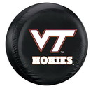 Virginia Tech Hokies Tire Cover Large Size Black Special Order