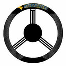 West Virginia Mountaineers Steering Wheel Cover - Mesh