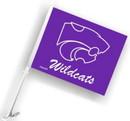 Kansas State Wildcats Car Flag