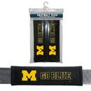 Michigan Wolverines Seat Belt Pads