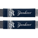 New York Yankees Seat Belt Pads Rally Design