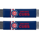 Chicago Cubs Seat Belt Pads Rally Design