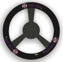 Fremont Die Steering Wheel Cover Leather