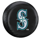 Seattle Mariners Tire Cover Large Size Black Special Order
