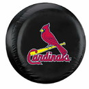St. Louis Cardinals Black Tire Cover - Size Large