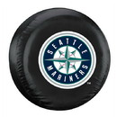Seattle Mariners Tire Cover Standard Size Alternate Logo Special Order