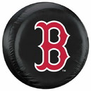 Boston Red Sox Black Tire Cover - B Logo, Standard Size