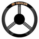 Baltimore Orioles Steering Wheel Cover - Mesh