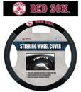 Boston Red Sox Steering Wheel Cover - Mesh