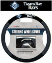 Tampa Bay Rays Steering Wheel Cover - Mesh