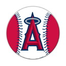 Los Angeles Angels Magnet Car Style 12 Inch - Special Order