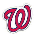Washington Nationals Magnet Car Style 12 Inch