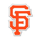 San Francisco Giants Magnet Car Style 12 Inch