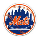 New York Mets Magnet Car Style 12 Inch Special Order