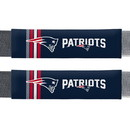 New England Patriots Seat Belt Pads Rally Design