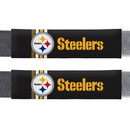 Pittsburgh Steelers Seat Belt Pads Rally Design